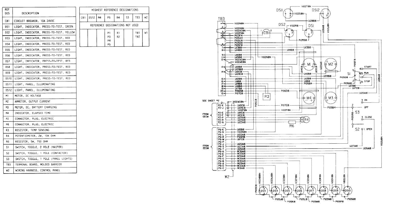 TM 5 6115 612 12_301_1 fo 4 control panel wiring diagram control panel wiring diagram at creativeand.co